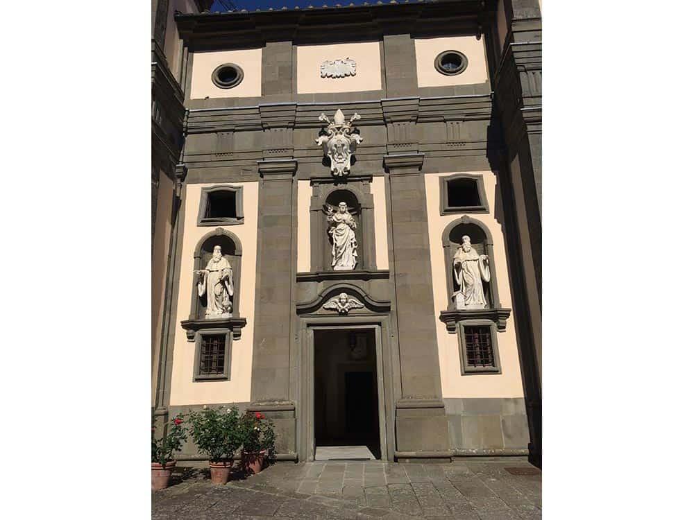Camaldoli Hermitage
