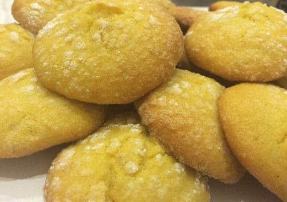 Pan de Mej : Milanese Biscuits