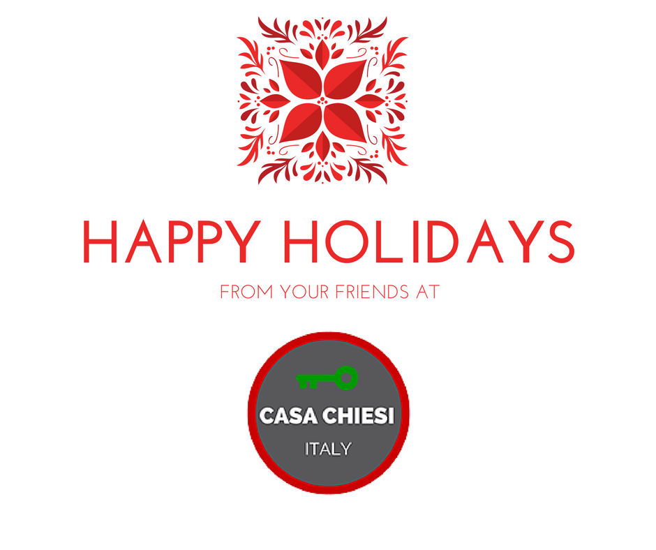 Casa Chiesi Holiday Greetings 2016