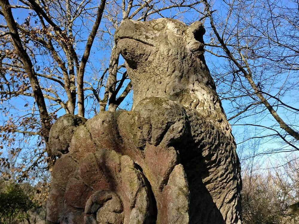 Bomarzo Monster Park