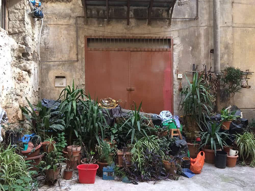 Palermo: Palazzo Filangeri di Cutò Wax