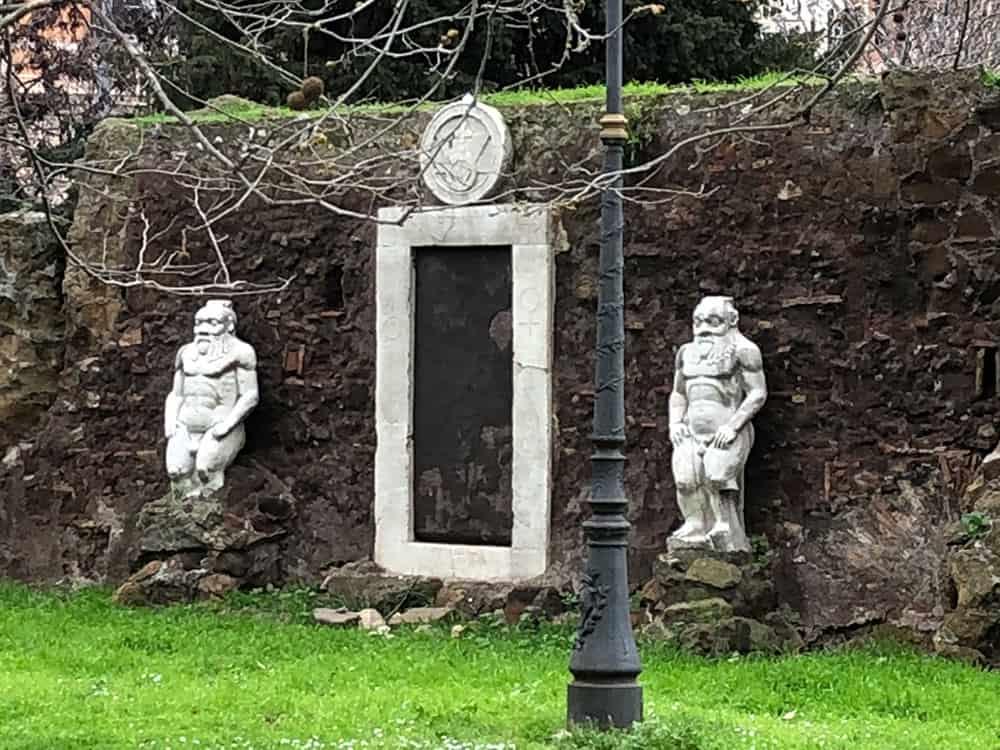 Porta Magica Roman