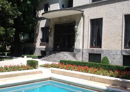 Villa Necchi Castiglione: A perfect set