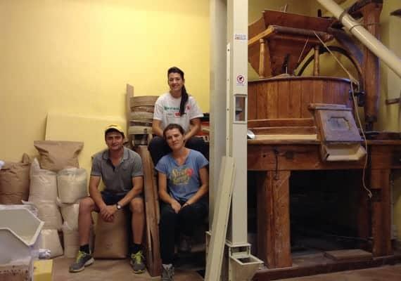 Mulino Franzini: The Stone Grain Water Mill