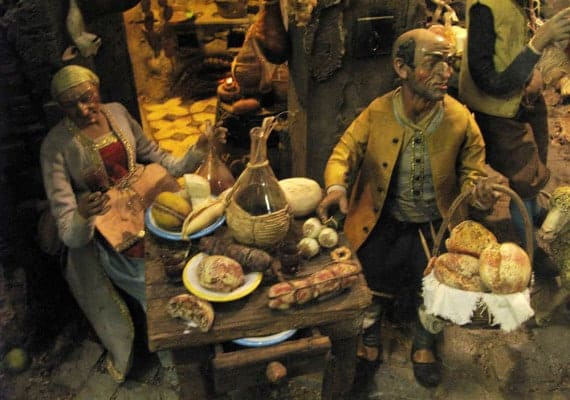 Naples and the Holy Crowd: Nativity Cribs