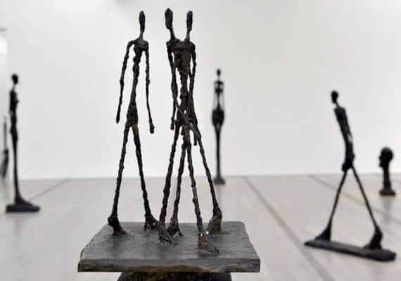 Alberto Giacometti – The carved artist