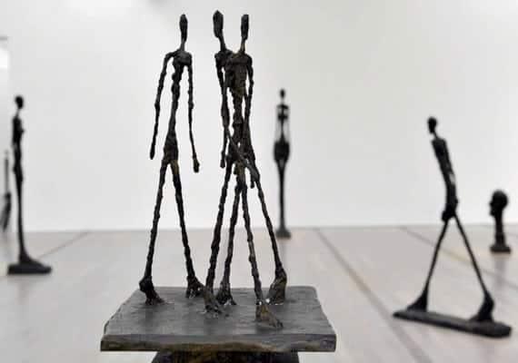 Alberto Giacometti – The carved artist