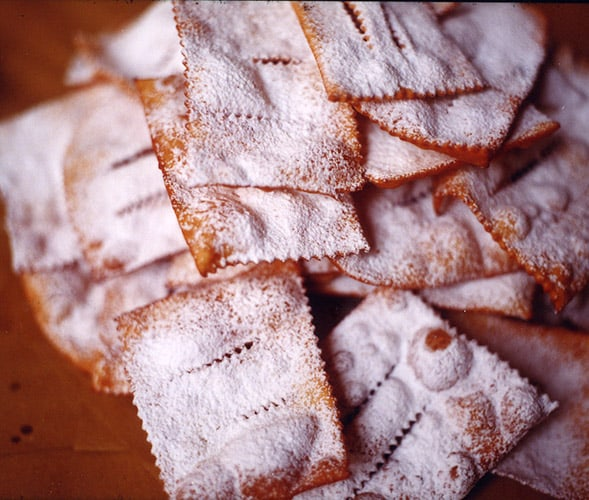 Chiacchiere Recipe