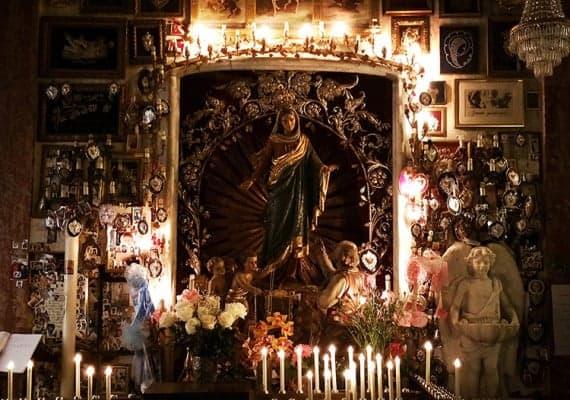 Montallegro : the devotional swapping (ex-votos)