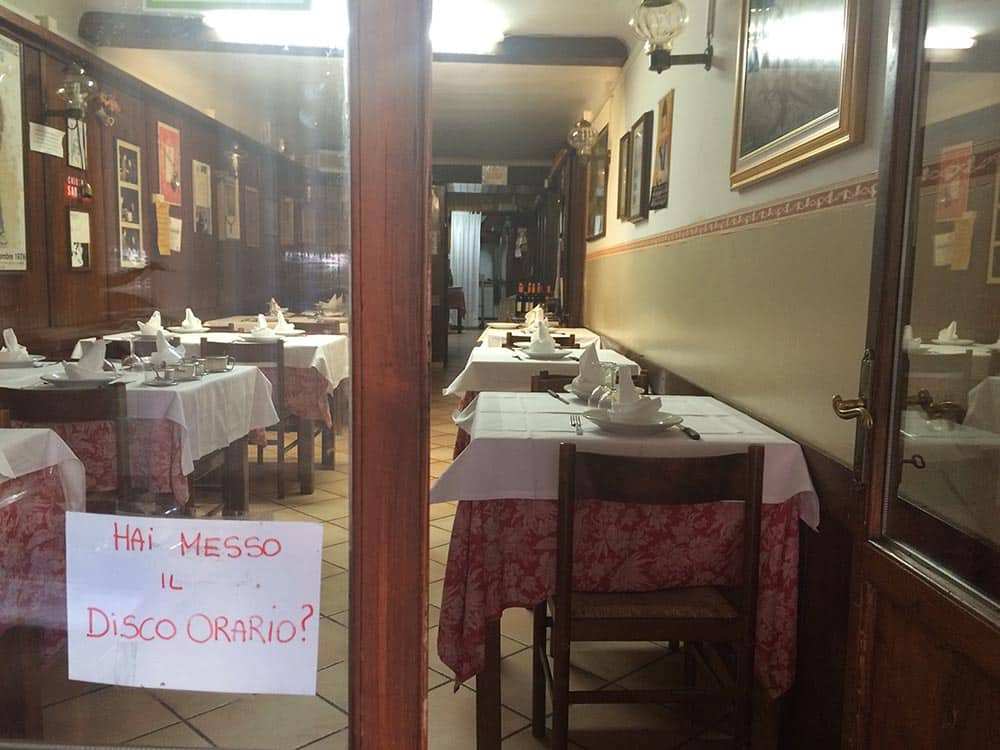 Trattoria Filetto