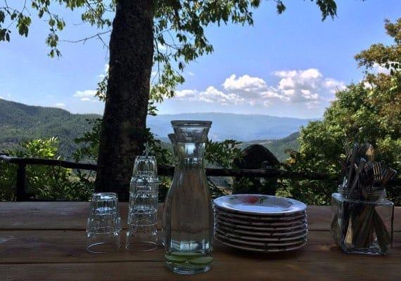 Novanta: a Pop-up Hotel Project : Paradise in Tuscany