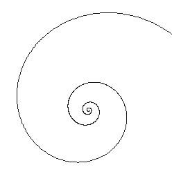 Camaldoli Hermitage Spiral