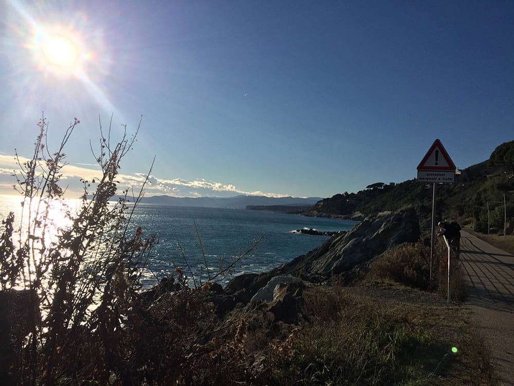 Ligurian Lungamare