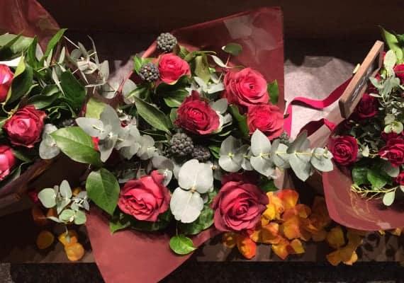 Roses : The Romantic language