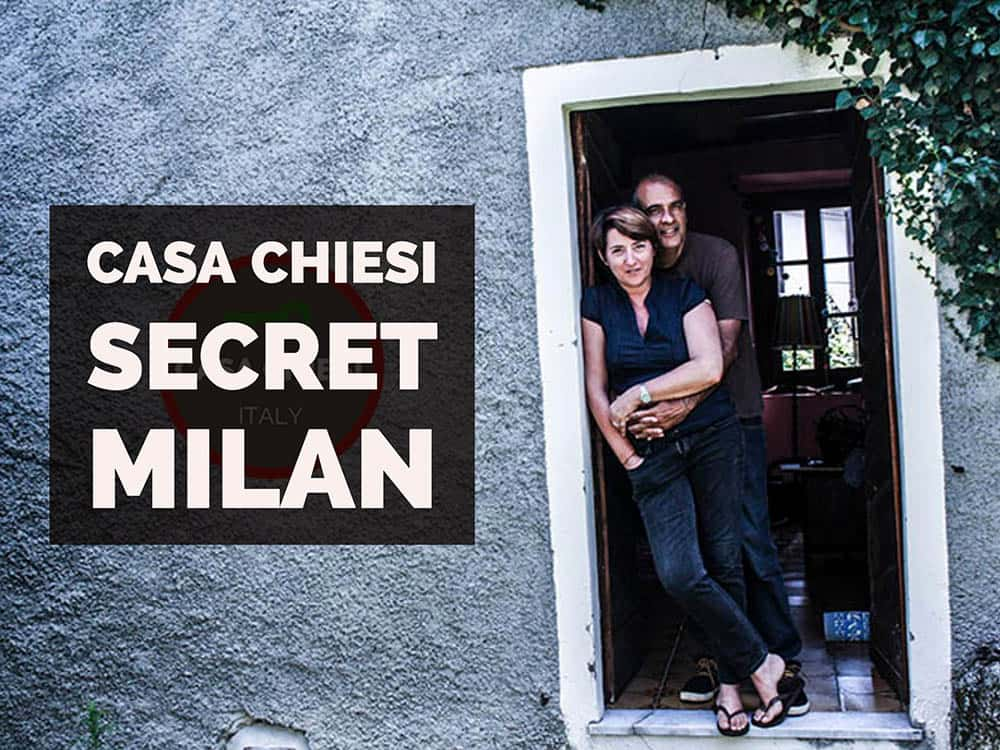 Casa Chiesi Secret Milan