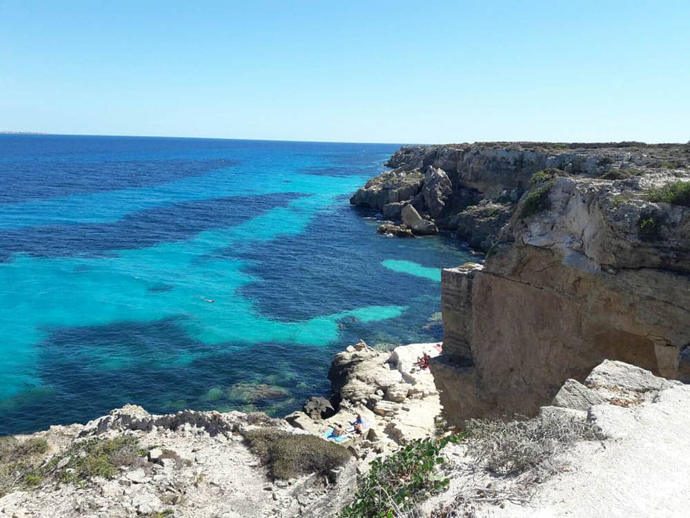 Favignana: the island of jewelries and tunas 5