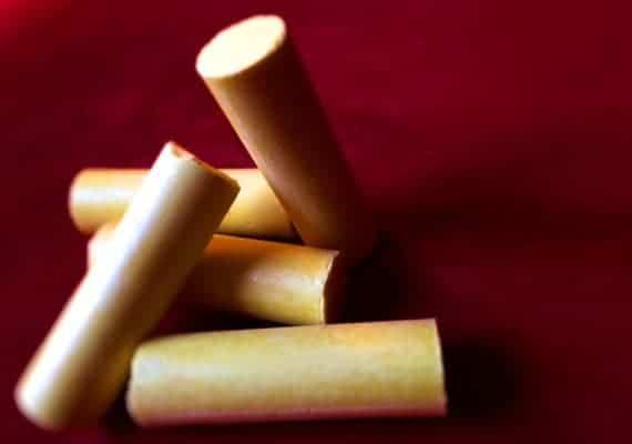 Grandma remedies : The Sulphur Cylinder
