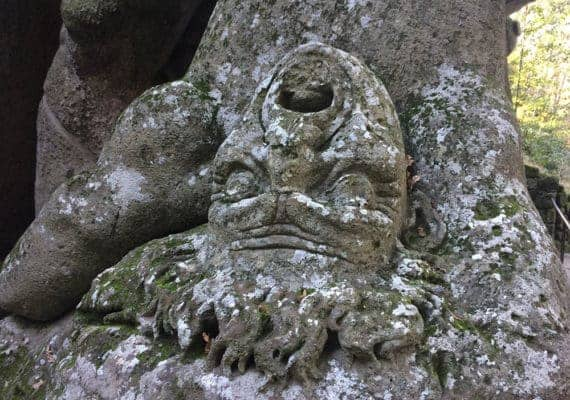 The Park of Monsters at Bomarzo