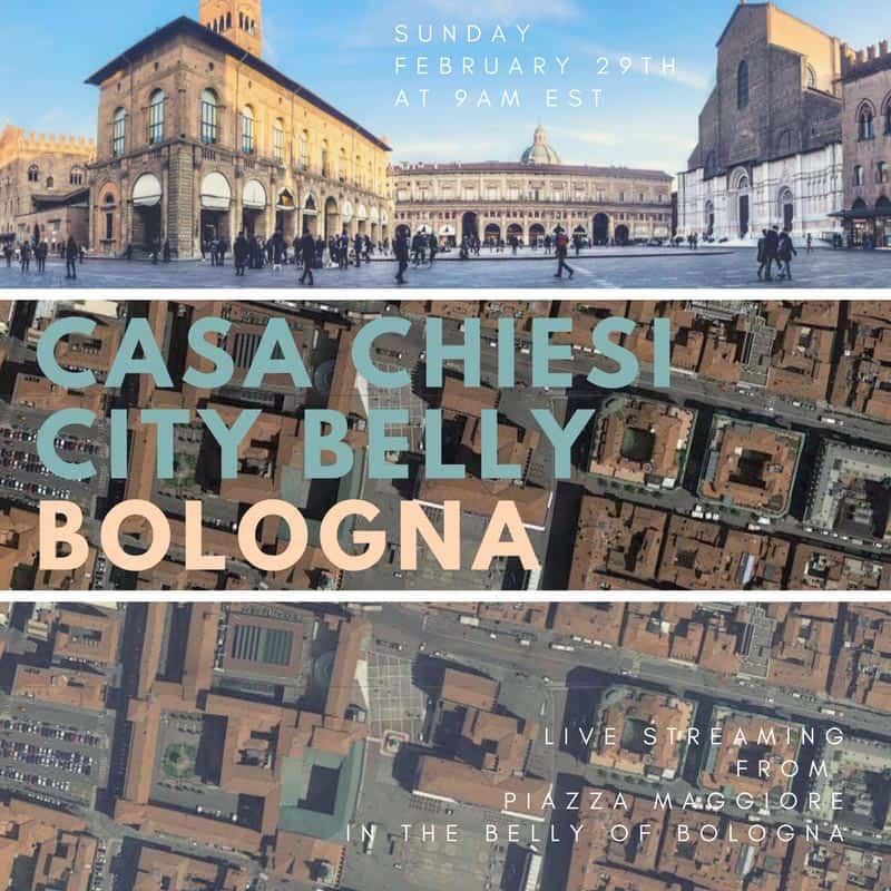Casa Chiesi City Belly - Bologna