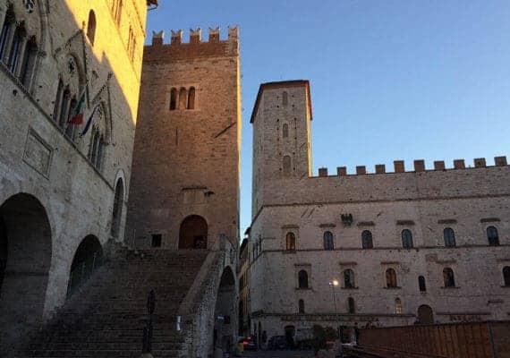 The Cistern system of Todi : A Roman wonder