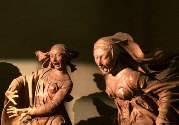 Lamentation of the Dead Christ of Nicholas Ark in Bologna