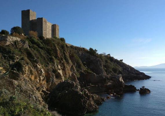 Talamone : Garibaldi's Pit Stop