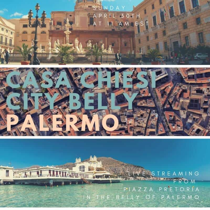 Casa Chiesi City Belly - Palermo