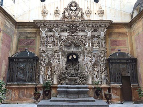 Palazzo Mirto : Palermos Nobility at its best