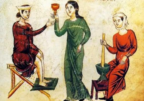 Trotula: a woman physician with an eye to beauty