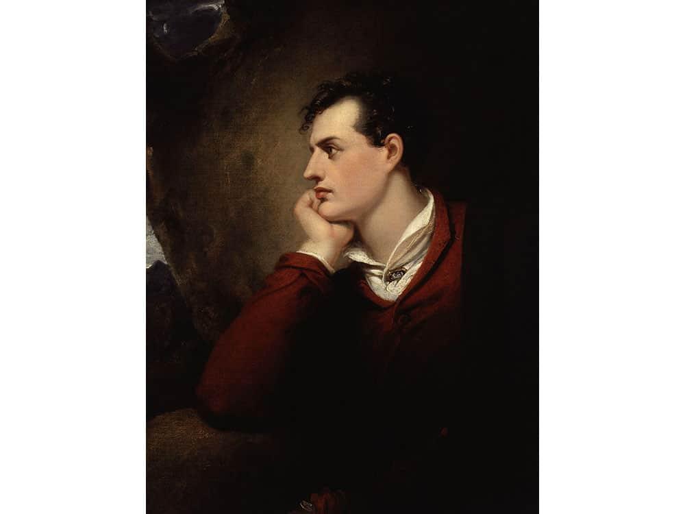 Byron Portrait