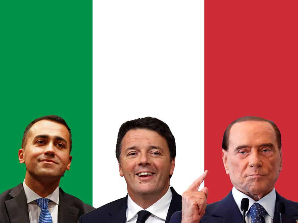 Italian Presidential Candidates