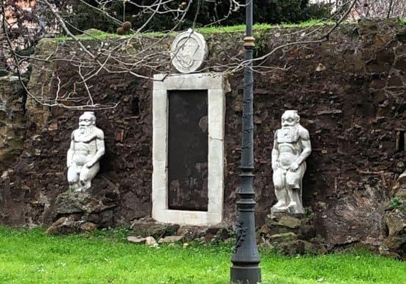 The Magical Roman Door : An Alchemist Gateway