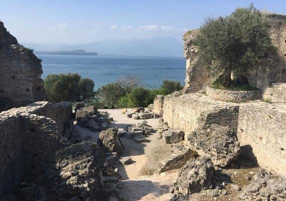 The Grotta Catullo at Sirmione : A Roman Villa in Italy's North