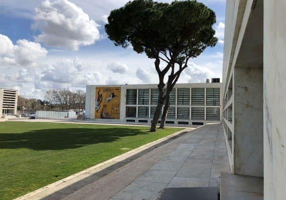 La Casa delle Armi (Fencing Academy) in Foro Italico – Rome