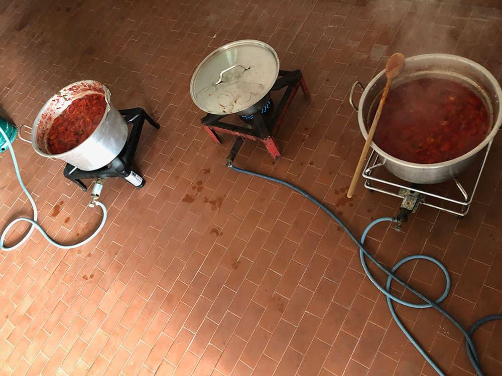 Homemade Italian Tomato Sauce