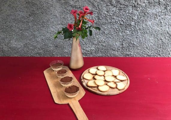 How to make Gluten-Free Tiramisu with Lady Finger cookies