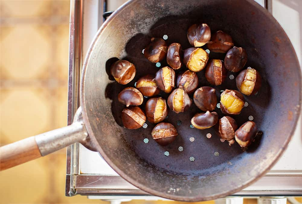 Italian Roasted Chestnuts