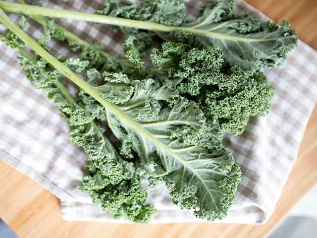 Kale Chips : An Italian Recipe for a Super Food 1