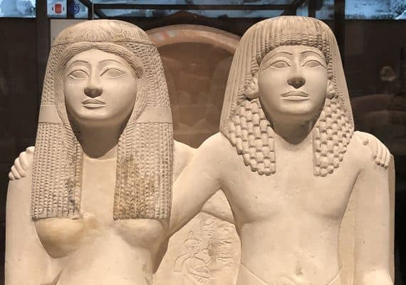 Turin Egyptian Museum : Mummies at the Alp footsteps