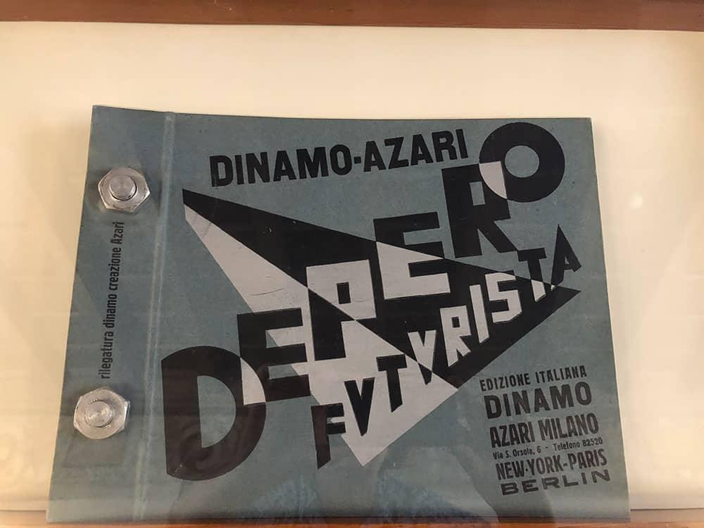 Fortunato Depero - Futurist