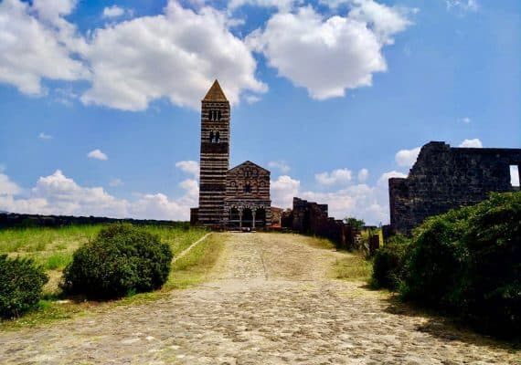La Basilica della Santissima Trinità di Saccargia and the Holy Cow