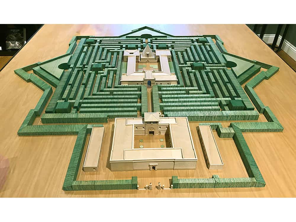 Labirinto della Masone Federico Maria Ricci a Fontanellato