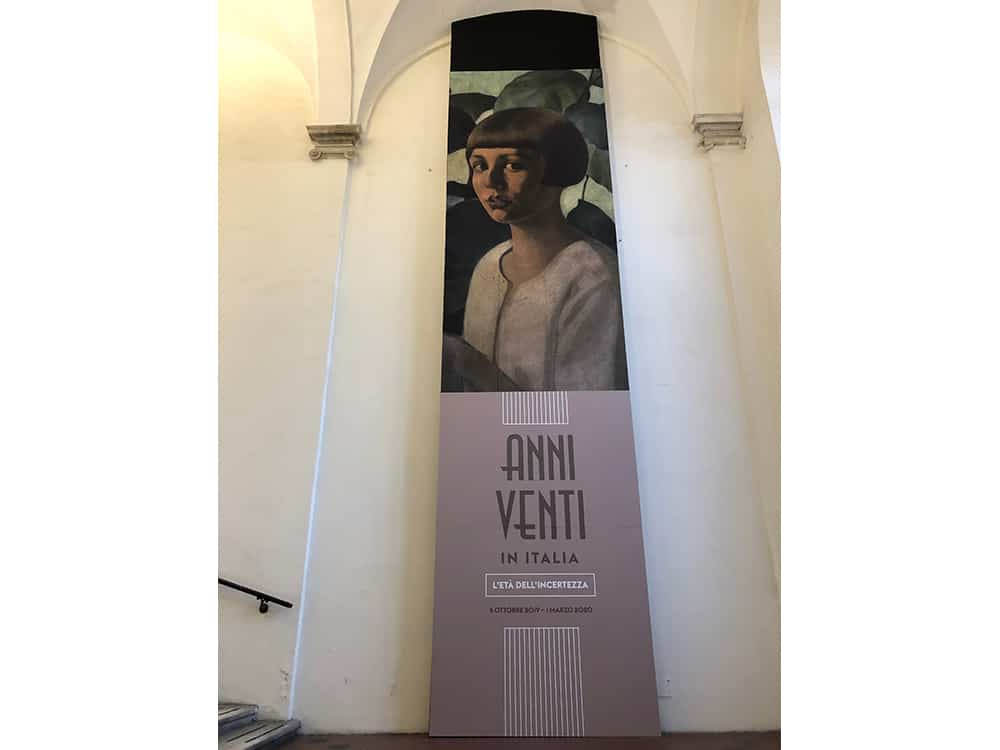 Anni 20 in Italia : A wonderful exhibit at Palazzo Ducale in Genoa - Italy