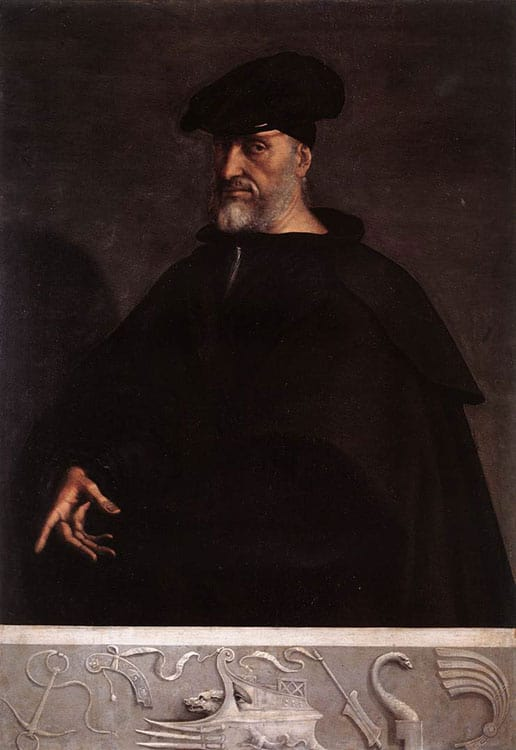 Palazzo Doria : Andrea Doria and his reign in Genoa