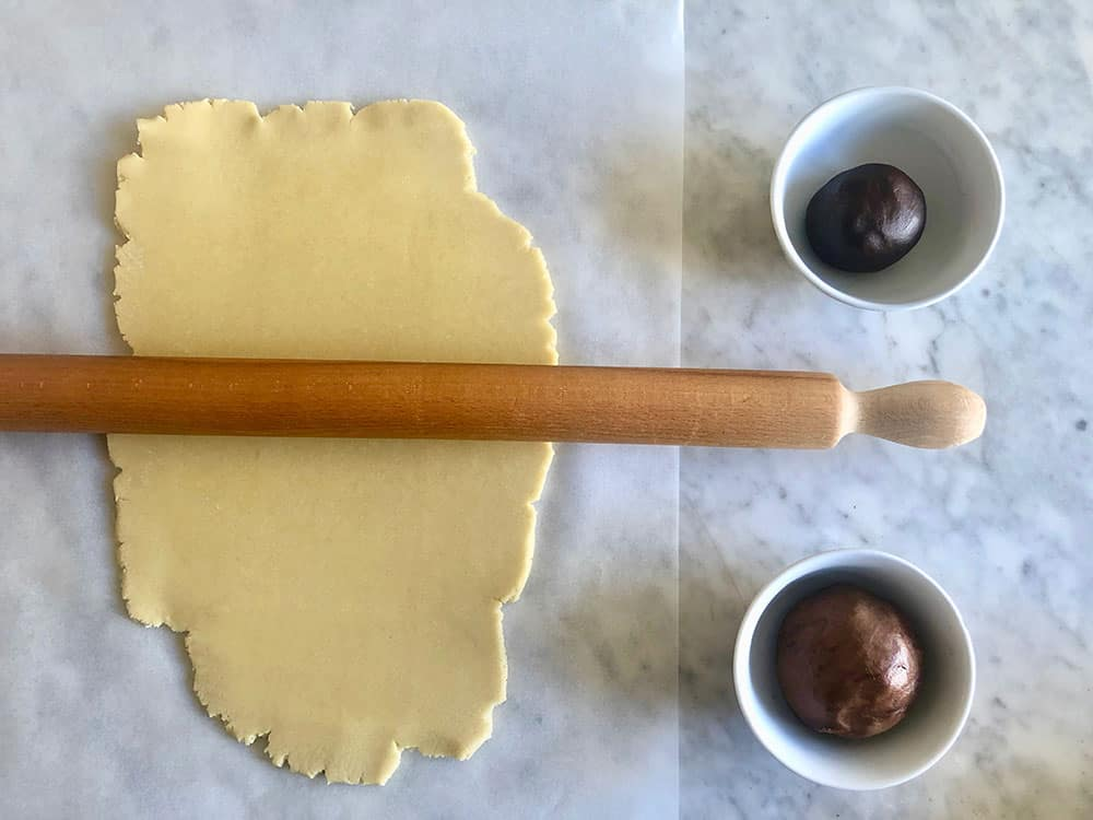 Italian Chocolate Cookies