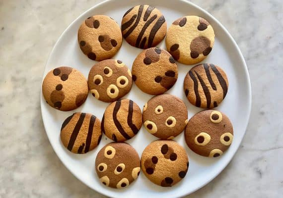 Shortbread Animalier : Animal Cookies in our Italian Oven