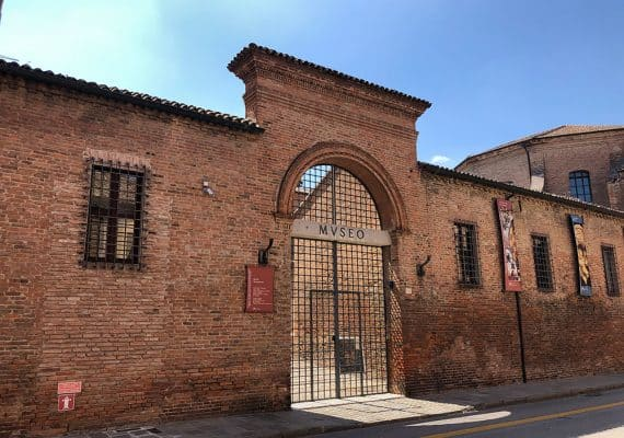 Archaeological Museum of Ferrara : Spina and it's Etruscan origins in Ferrara