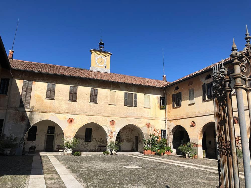 La Certosa di Pavia - Italy