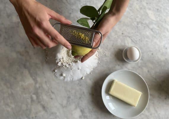 Torta di Ricotta : Betti's Mom famous Ricotta Cake
