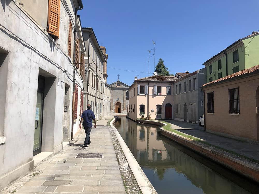 Comacchio - Italy